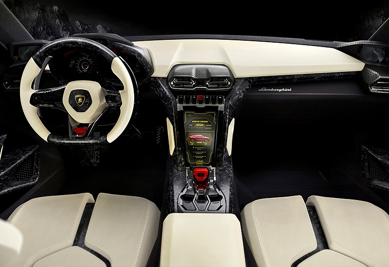 Lamborghini Urus: foto