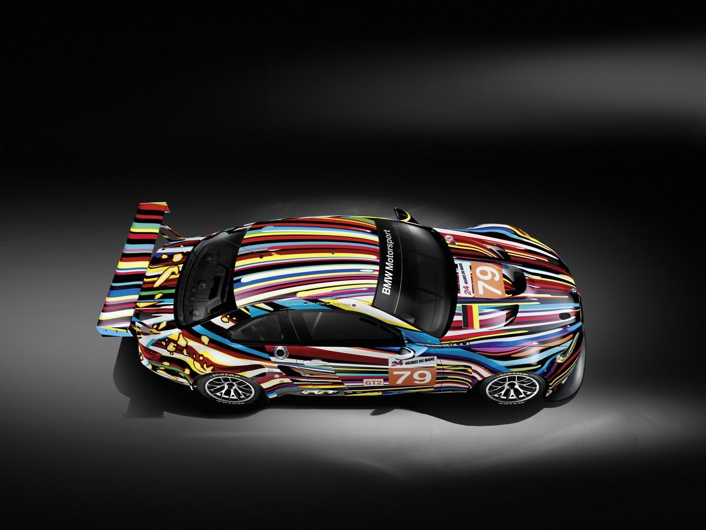 BMW, 40 anni di arte a motore