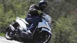 Suzuki Address: 51 km con un litro