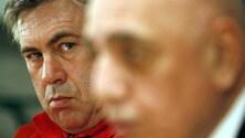 Panchina Milan: quota in calo per Ancelotti