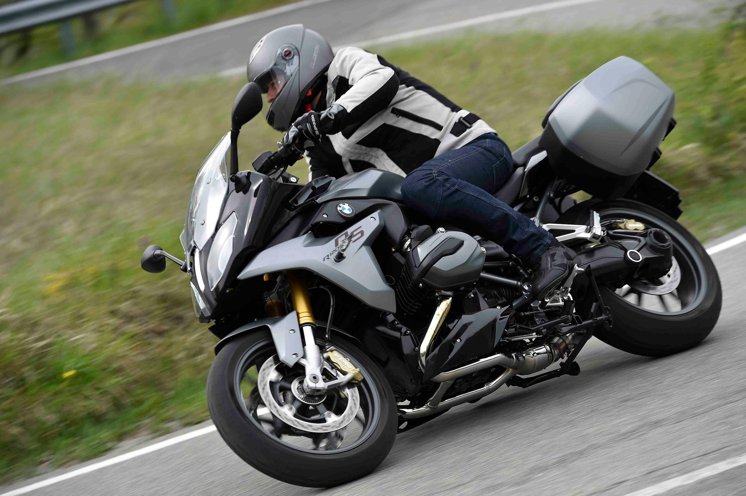 BMW R1200RS: foto