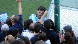 FOTO Lazio, bagno di folla a Formello: che entusiasmo tra i tifosi!
