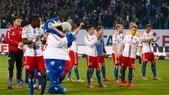 Amburgo in rimonta, 1-1 con il Karlsruher