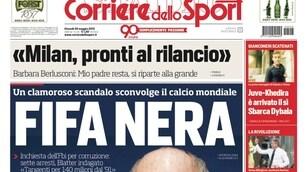 Corriere dello Sport-Stadio, miglior performance fra gli sportivi