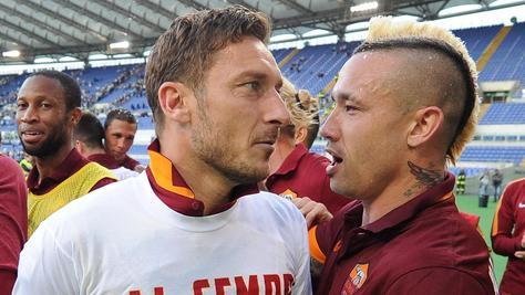Nainggolan: «Roma, voglio restare qui»