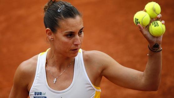 Roland Garros, Pennetta agli ottavi