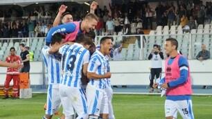 Pescara-Vicenza 1-0: ci pensa Memushaj