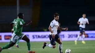 Avellino-Bologna 0-1: Sansone sogna la Serie A