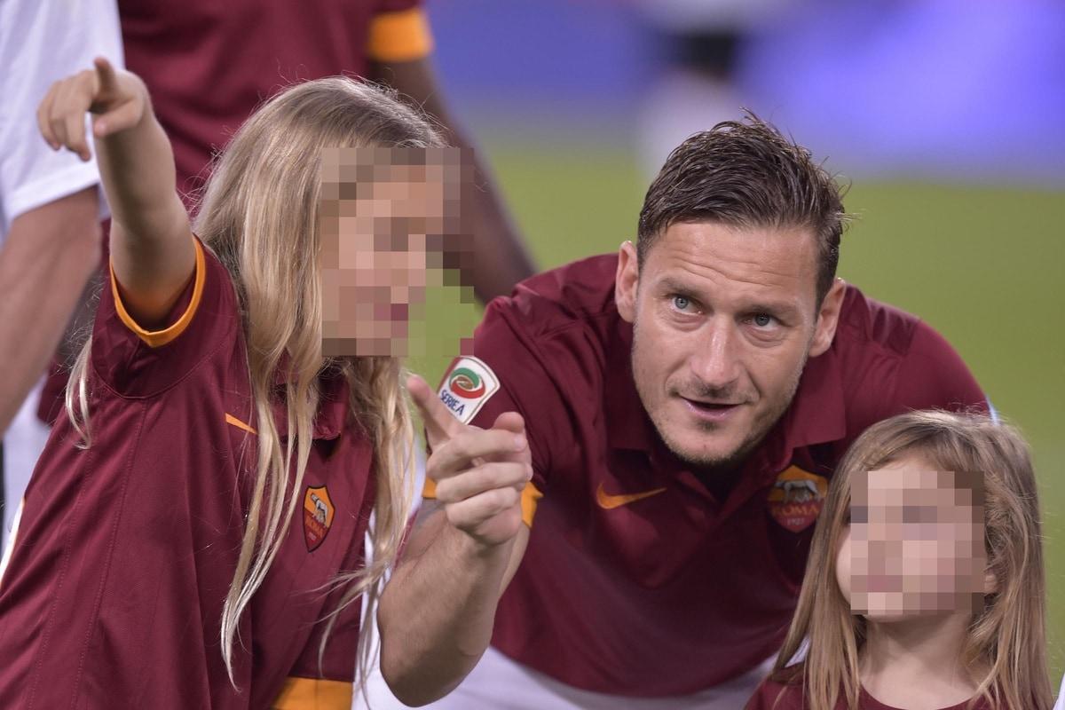 Roma-Palermo, festa in famiglia all'Olimpico