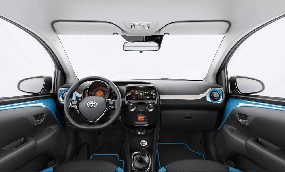 Toyota Aygo: la x-cite è tutta nuova