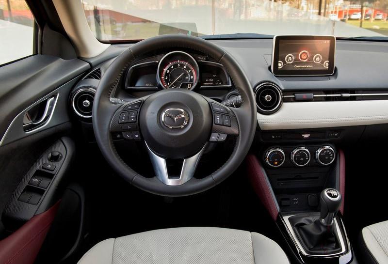 Mazda CX-3: bella, silenziosa e aggressiva (foto)