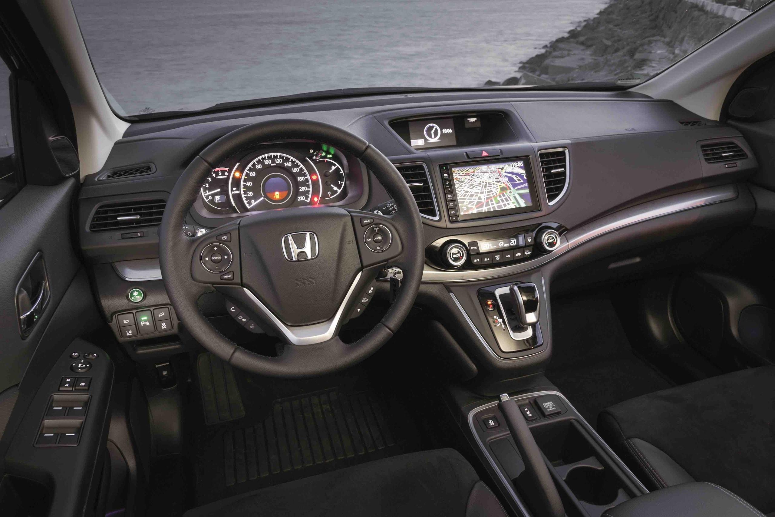 """Nuova Honda CR-V, al volante della grande """"viaggiatrice"""" (foto)<br />"""