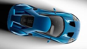 Ford rientrerà alla 24 Ore di Le Mans: foto
