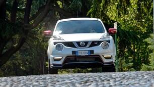 Nissan Juke Nismo - la prova Capitale