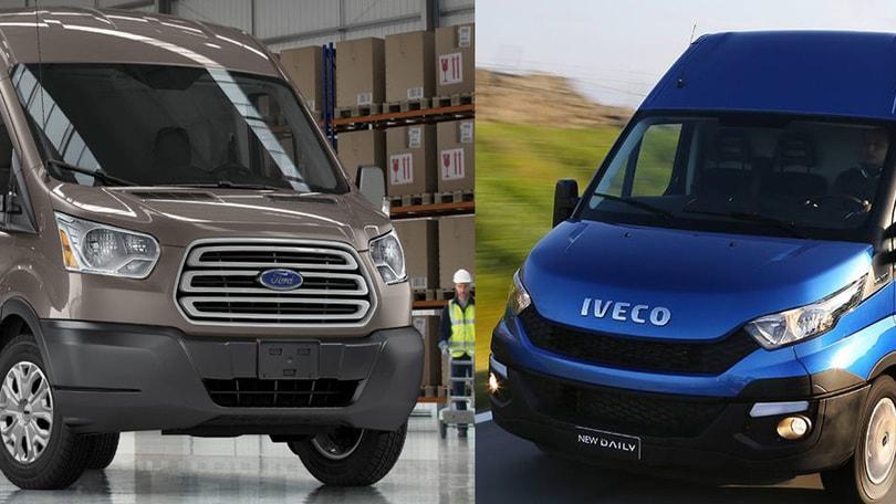 Tecnologia e sicurezza, Ford batte Iveco
