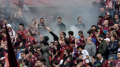 Curva Juve, sanzione dimezzata ma il club fa ricorso