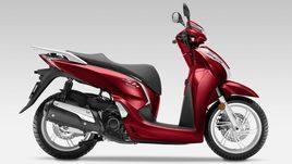 Honda SH300i ABS: grandi novità