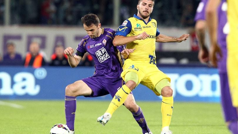 Chievo, firma Paloschi: rinnovo fino al 2019