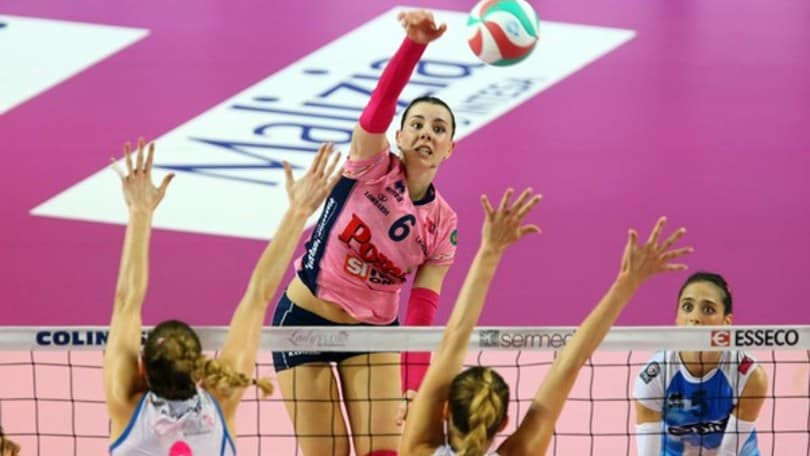 Volley: A1 Femminile,  Gennari: « Bergamo scelta di vita ! »
