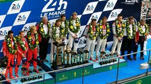 24 Ore Le Mans: l'incredibile Hulk (foto)