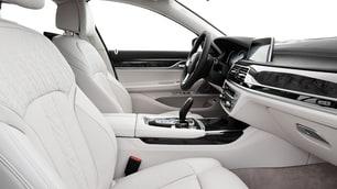 BMW Serie 7: foto