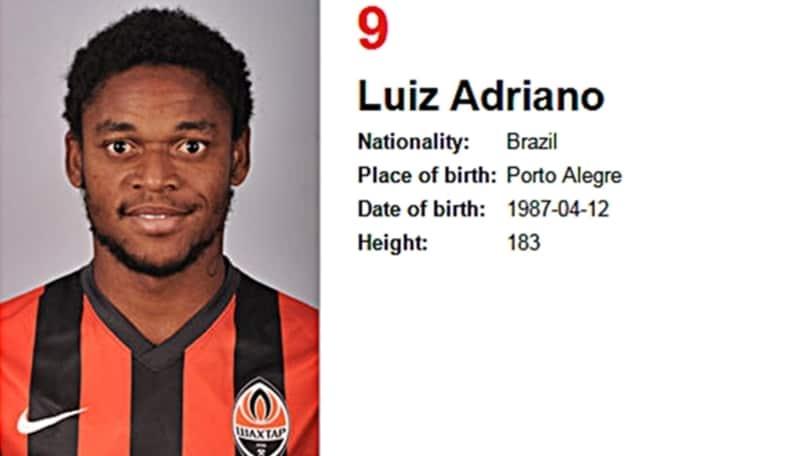 Milan, Luiz Adriano in arrivo dallo Shakhtar