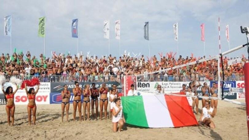 Beach Volley: Torna il torneo di Sand Volley 4x4