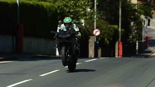 """La Kawasaki H2R è un """"jet"""": 331,2 km/h (foto)"""