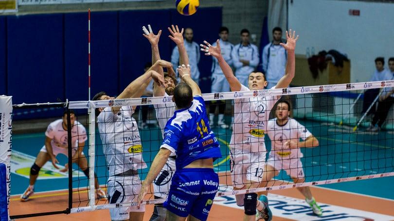 Volley: A2 Maschile, Ortona riparte da Paoletti