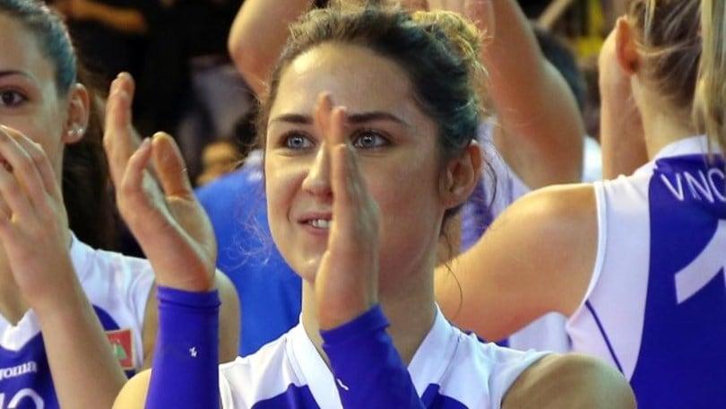 Volley: A2 Femminile, Lussana è il libero di Monza