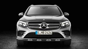 Mercedes-Benz GLC: foto