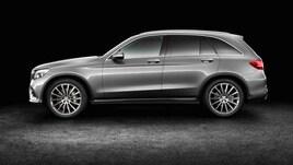 Mercedes-Benz GLC: il SUV da 211 cv