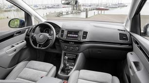 Volkswagen Sharan: foto