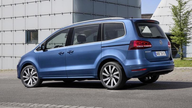 Volkswagen Sharan consuma il 15% in meno
