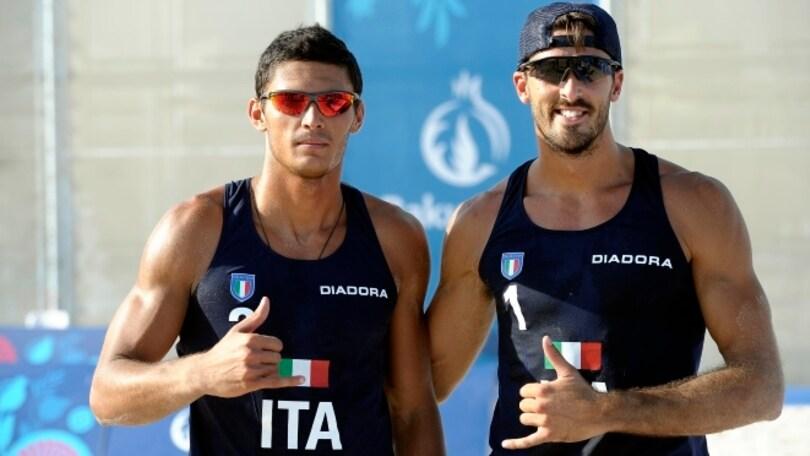Volley: European Games, secondo successo per Ranghieri-Rossi