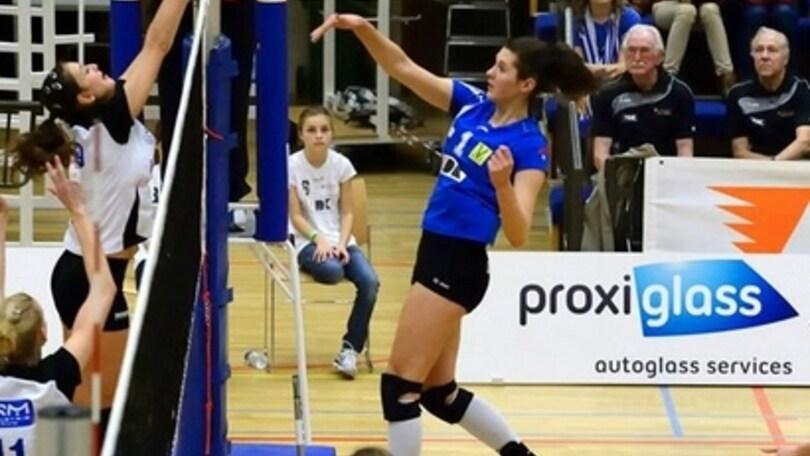 Volley: A1 Femminile, Vicenza punta su Karolina Goliat
