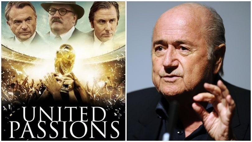 Blatter, periodo nero! Il film sulla Fifa fa flop al cinema...