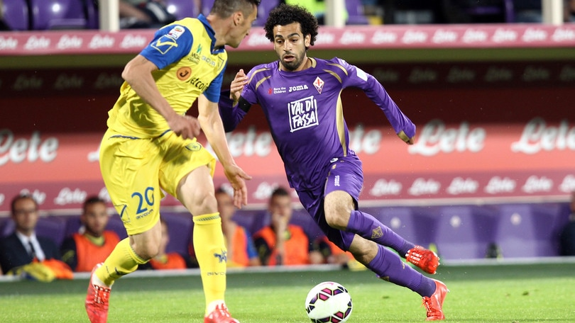 Fiorentina, prima Salah poi l'assalto a Montoya