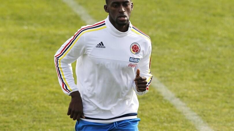 Atletico Madrid, presoJackson Martinez per 35 milioni