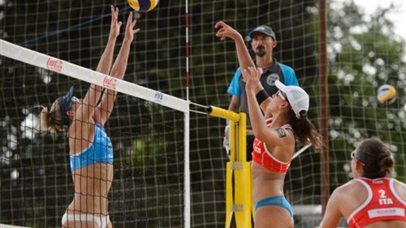 Beach Volley: A St. Petersburg avanti le coppie azzurre