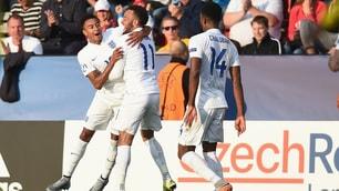 Svezia-Inghilterra 0-1: Lingard tiene in corsa Kane e compagni