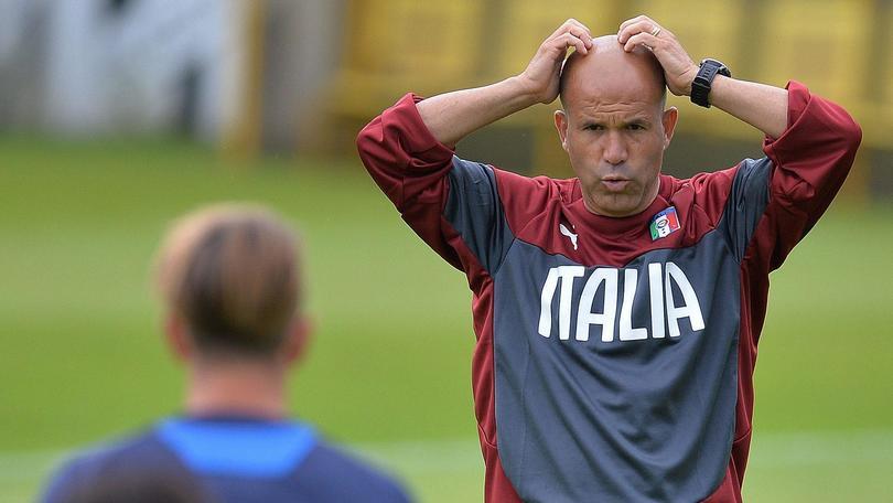Di Biagio ci crede: «Battiamo l'Inghilterra e passiamo»