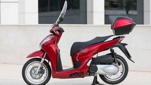 Honda SH300i ABS: foto statiche