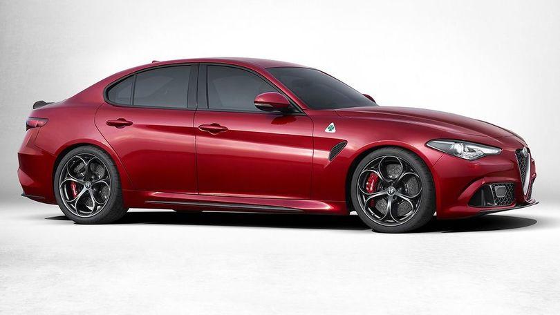 Alfa Romeo Giulia: italiana vera