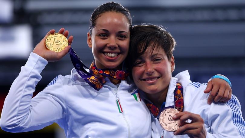 Baku 2015, oro alla Volpi nel fioretto femminile
