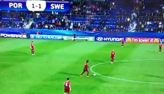 Biscotto Portogallo-Svezia: i giocatori fanno melina