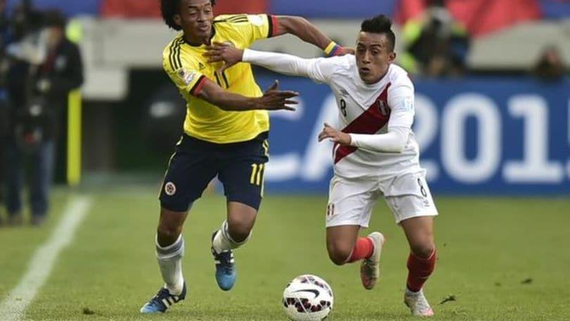 Cueva, show con Guerrero: il Perù vola in Coppa America
