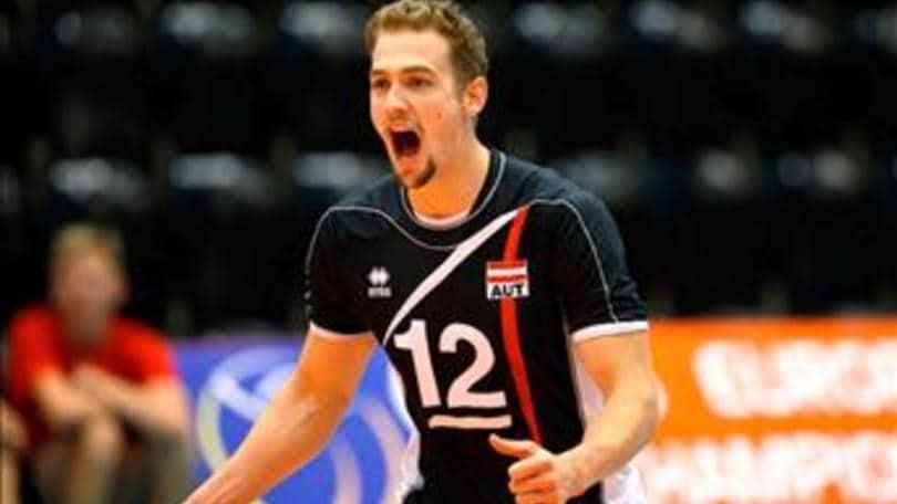 Volley: Superlega, Berger da Nantes a Padova