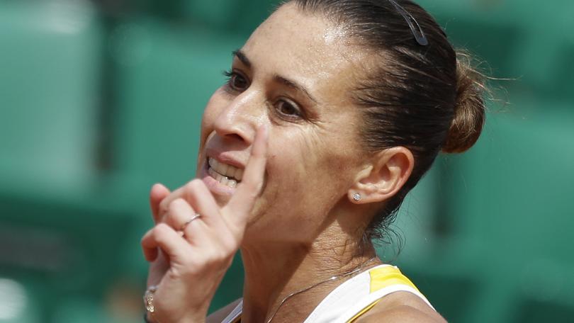 Tennis, classifica Wta: Pennetta perde due posti