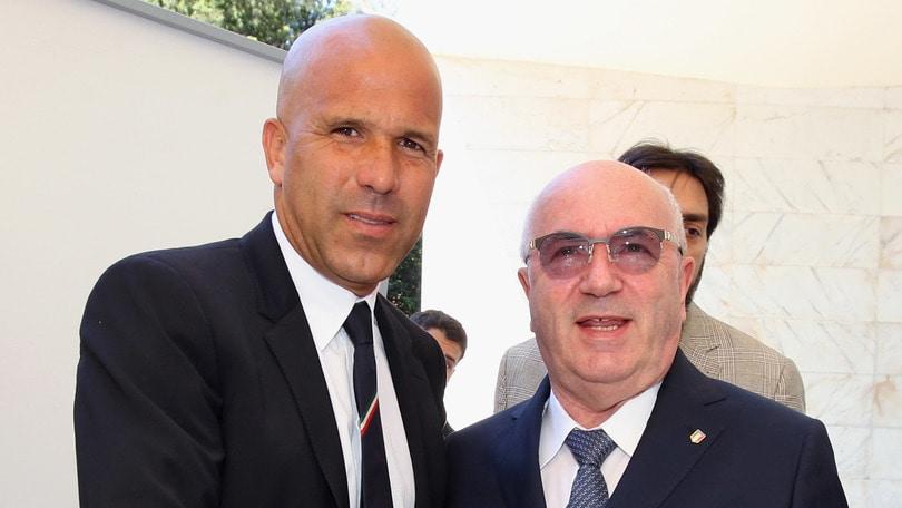 Under 21, Tavecchio: «Di Biagio? Decide Conte»